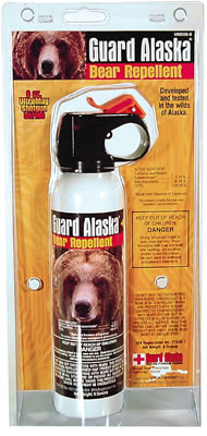 Bear Sprays