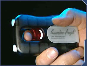 Guardian Angel Pepper Spray Launcher