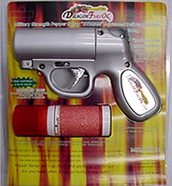 Pepper Spray Shooter DragonFire