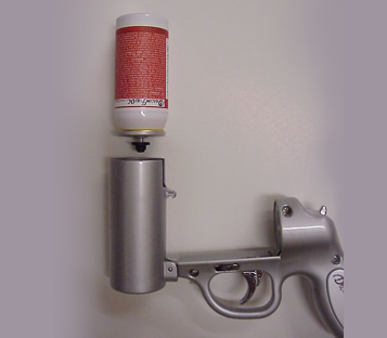 DragonFireOC pepper spray shooter